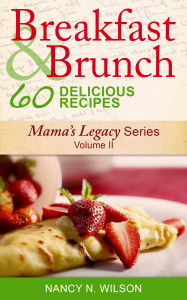 Breakfast & Brunch Cookbook Cover