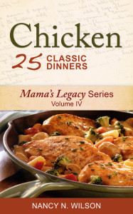 Cover - Chicken - 25 Classic Dinners