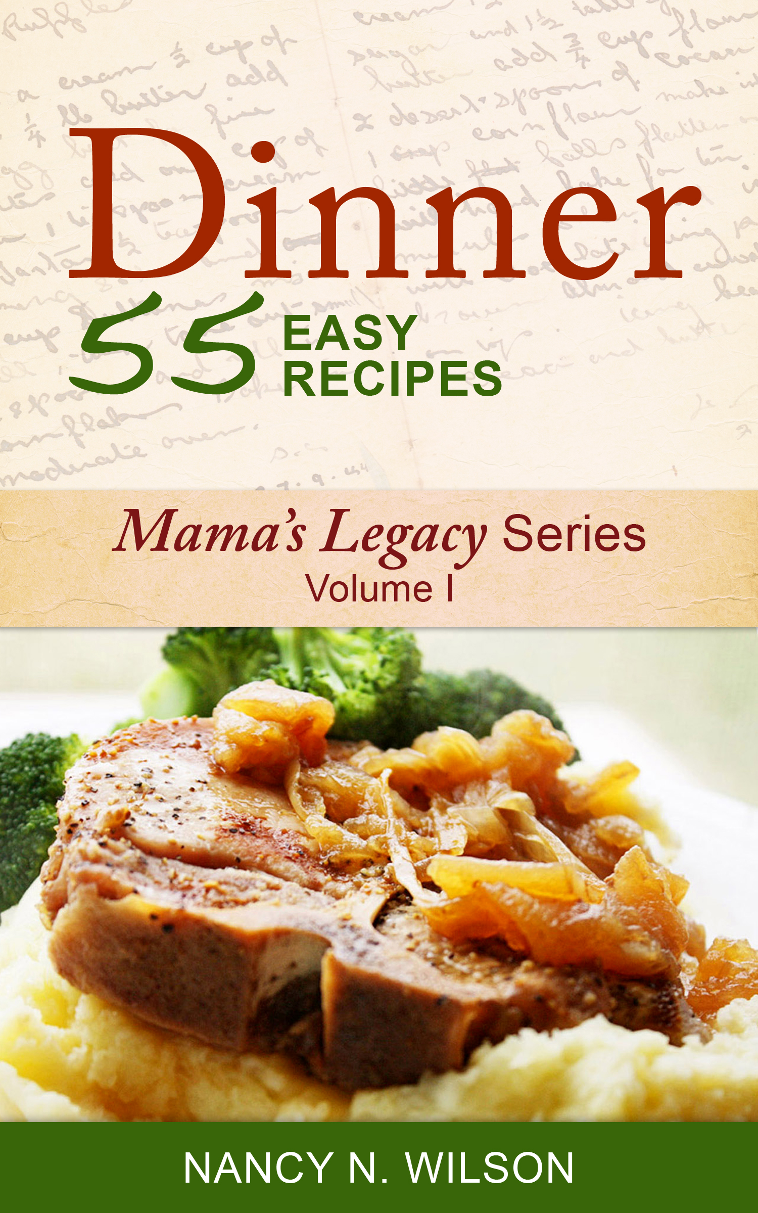 Cookbook recipes for dinner images for Easy to cook dinner recipes for two