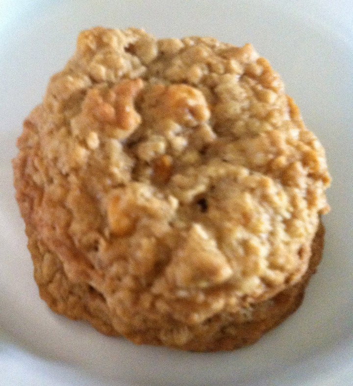 Oatmeal Butterscotch Cookies - Healthy Living