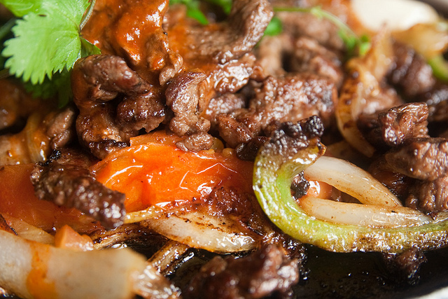 Beef Fajitas – Busy Mom's Slow Cooker Recipe #1 - Healthy Living