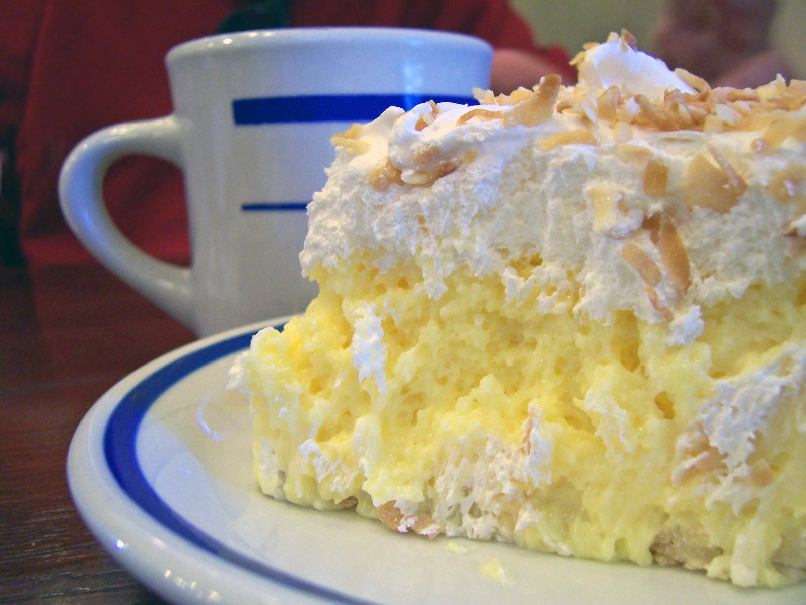 Coconut Cream Pie is an American Classic. This is one of the best ...