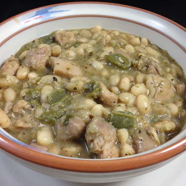 White Chicken Chili - Recipe of the Day - Healthy Living