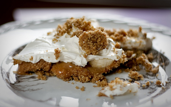 Banoffee pie brisbane