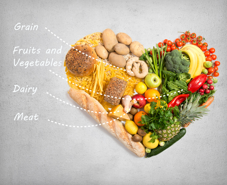 Natural Unprocessed Foods