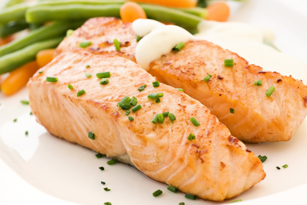 Poached Salmon - Recipe of the Week - Healthy Living