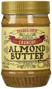 Almond Buter Trader Joes