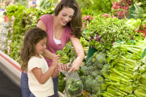 Shopping for your clean food diet