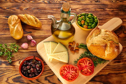 Mediterranean Diet - Excellent Choice for Women